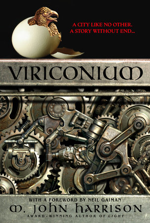 The cover of the book Viriconium