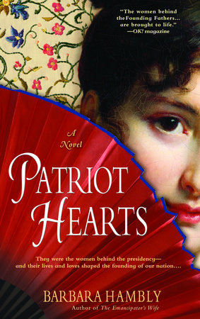 Patriot Hearts by Barbara Hambly