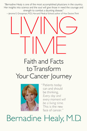 Living Time by Bernadine Healy