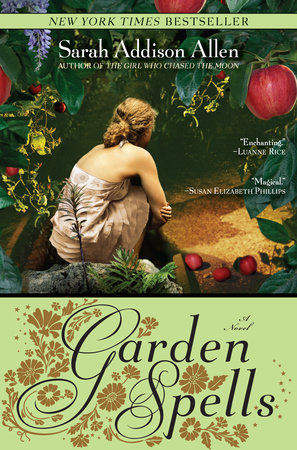 The cover of the book Garden Spells