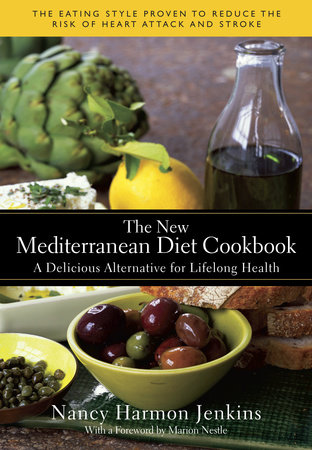 The New Mediterranean Diet Cookbook by Nancy Harmon Jenkins