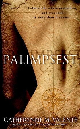 The cover of the book Palimpsest