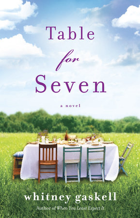 Table for Seven by Whitney Gaskell