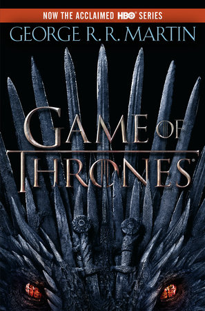 The cover of the book A Game of Thrones (HBO Tie-in Edition)