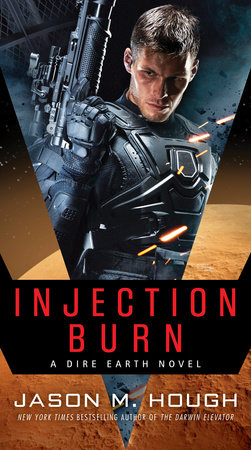 Injection Burn by Jason M. Hough