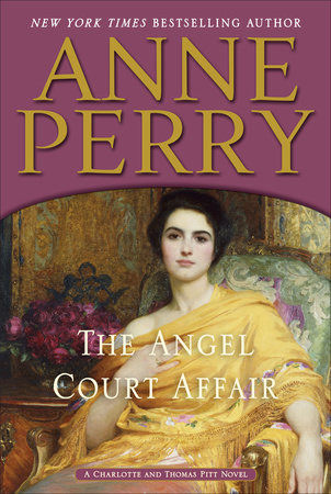 The Angel Court Affair by Anne Perry