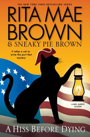 A Hiss Before Dying by Rita Mae Brown