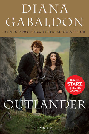 The cover of the book Outlander (Starz Tie-in Edition)