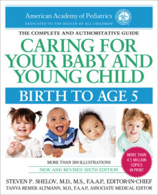 Caring for Your Baby and Young Child, 5th Edition