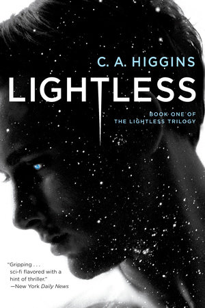 Lightless Book Cover Picture