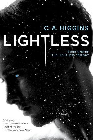 Lightless by C.A. Higgins