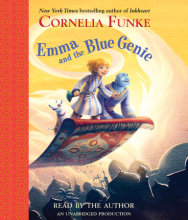 Emma and the Blue Genie Cover