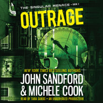 Outrage (The Singular Menace, 2) Cover