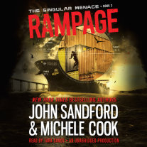 Rampage (The Singular Menace, 3) Cover