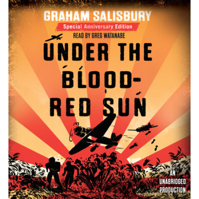 Under the Blood-Red Sun cover