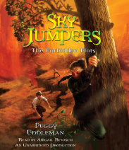 Sky Jumpers Book 2: The Forbidden Flats Cover