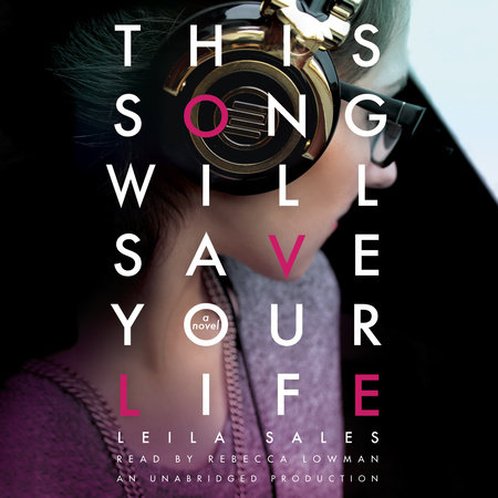This Song Will Save Your Life Book Cover Picture