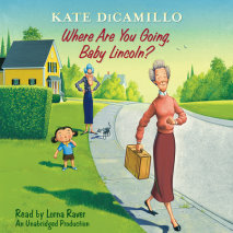 Where Are You Going, Baby Lincoln? Cover