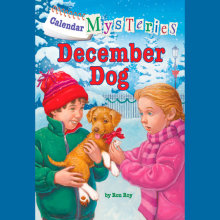 Calendar Mysteries #12: December Dog Cover