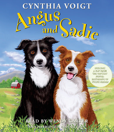 Angus and Sadie cover