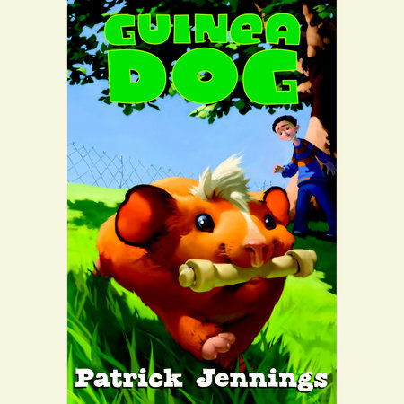 Guinea Dog by Patrick Jennings