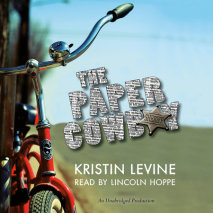 The Paper Cowboy Cover