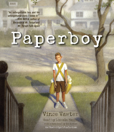 Paperboy by Vince Vawter