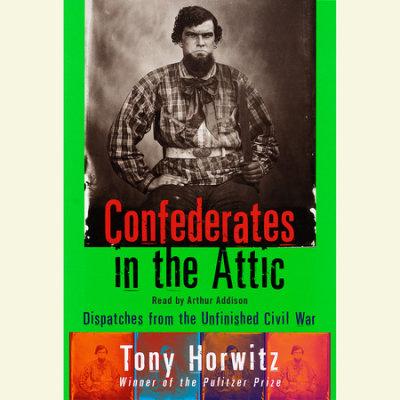 Confederates in the Attic cover