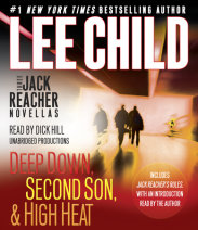 Three Jack Reacher Novellas (with bonus Jack Reacher's Rules) Cover
