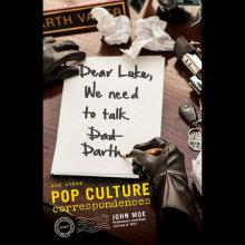 Dear Luke, We Need to Talk, Darth Cover