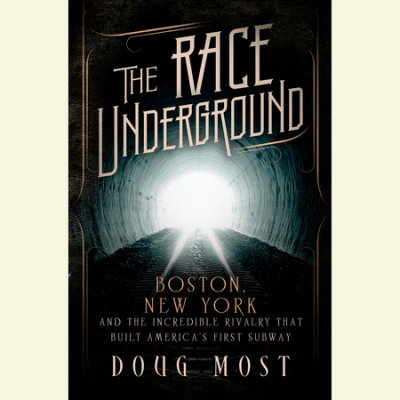 The Race Underground cover