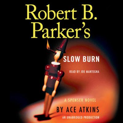 Robert B. Parker's Slow Burn cover