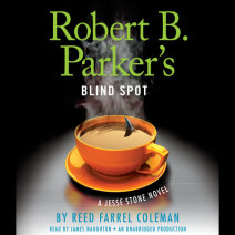 Robert B. Parker's Blind Spot Cover