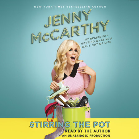 Stirring the Pot Book Cover Picture