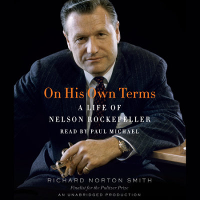 On His Own Terms cover