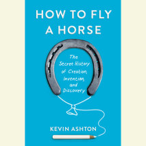 How to Fly a Horse Cover
