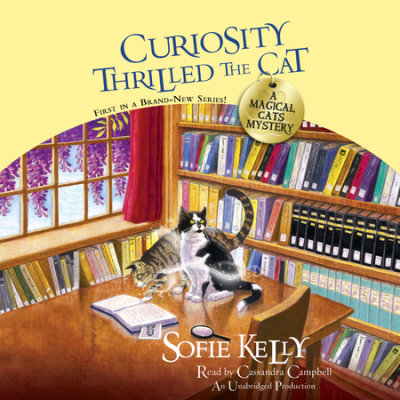 Curiosity Thrilled the Cat cover