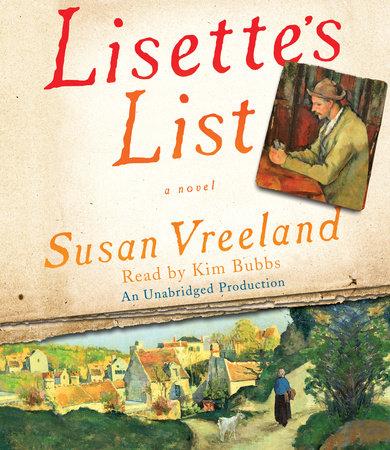 Lisette's List by Susan Vreeland