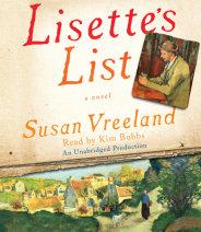 Lisette's List Cover