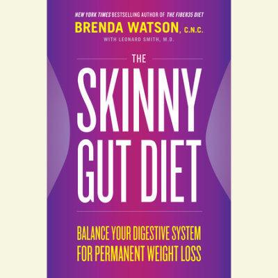 The Skinny Gut Diet cover