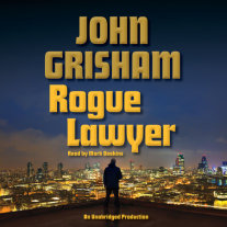 Rogue Lawyer Cover
