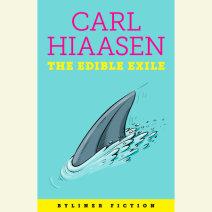 The Edible Exile Cover