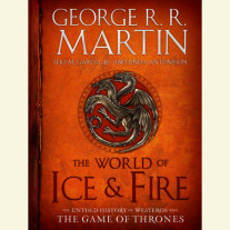 The World of Ice & Fire Cover