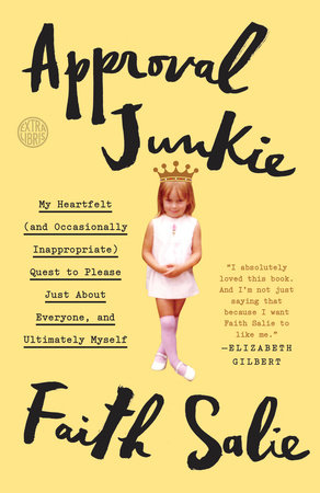 Approval Junkie Book Cover Picture
