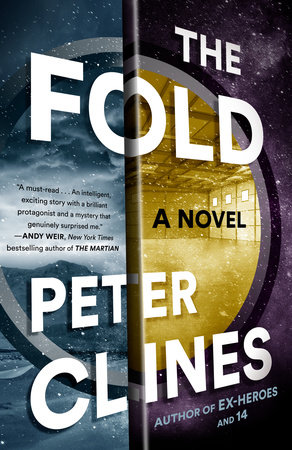 The cover of the book The Fold