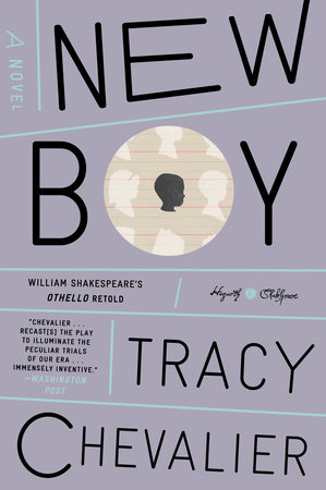 New Boy Book Cover Picture