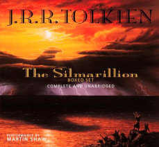 The Silmarillion (Boxed Set) Cover
