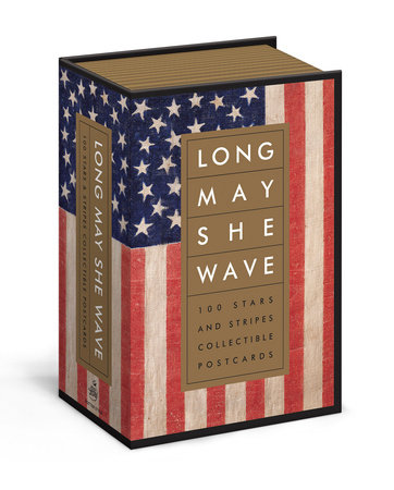 Long May She Wave by Kit Hinrichs