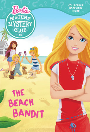 Sisters Mystery Club 1 The Beach Bandit Barbie By Tennant Redbank