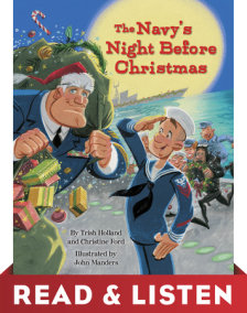The Navy's Night Before Christmas: Read & Listen Edition